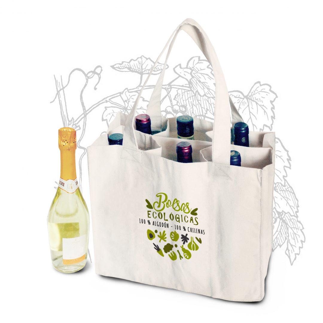 Bolsa para Vino Moscatel