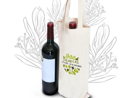 Bolsa para Vino Lingue con Asas